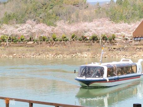 恵那峡遊覧船