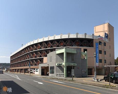 恵那市営駐車場