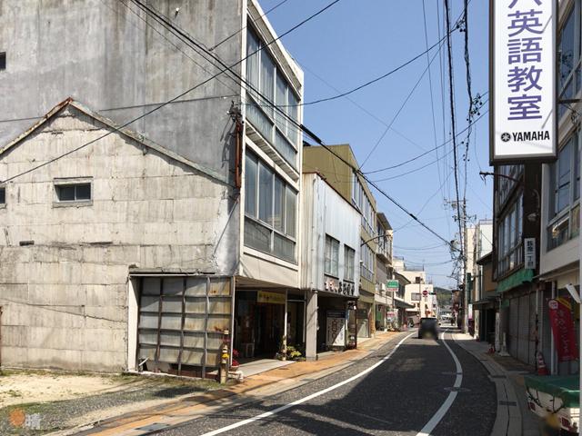 中山道大井宿