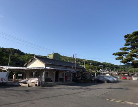 JR釜戸駅