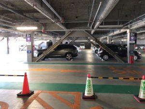 セノバ駐車場