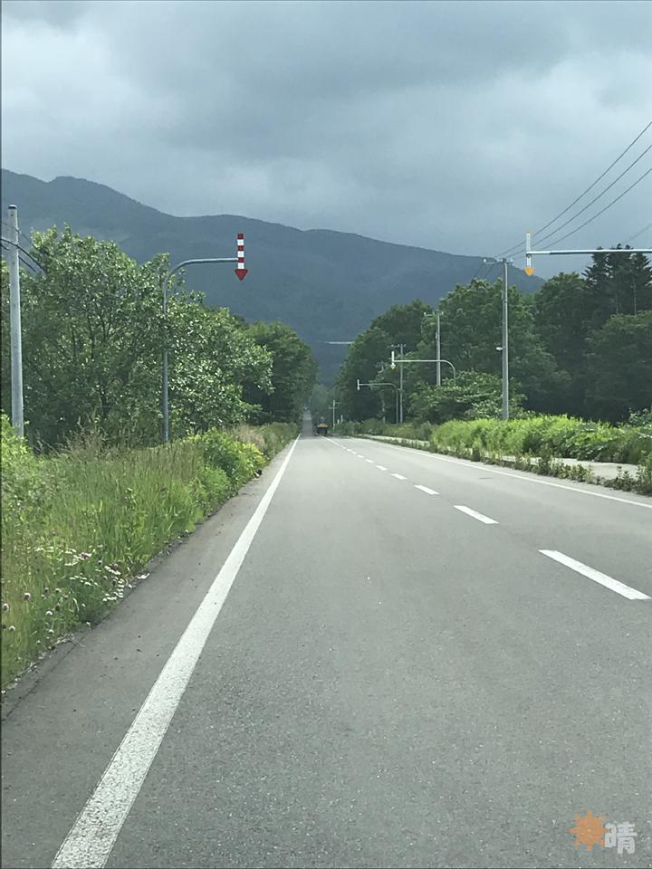 新得町町道