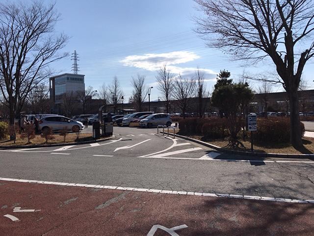 JR佐久平駅送迎用駐車場