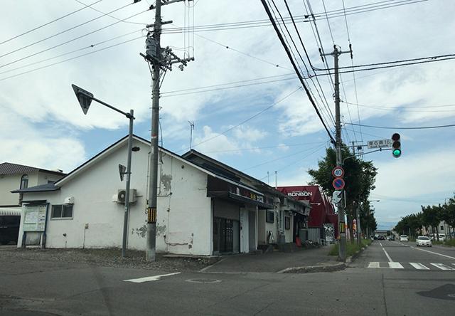 とん田旧店舗