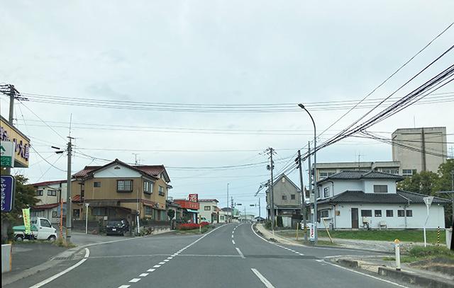 気仙沼大島メインストリート