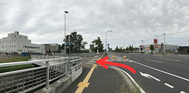 札幌市下水道科学館駐車場
