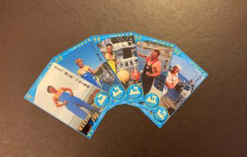 青森の漁師カード