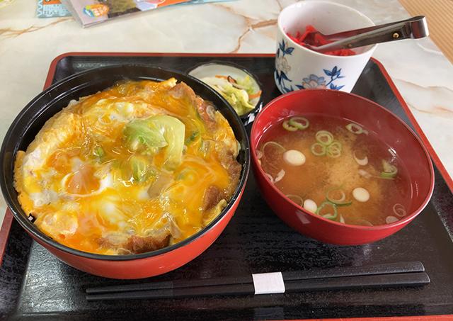 登米油麩丼